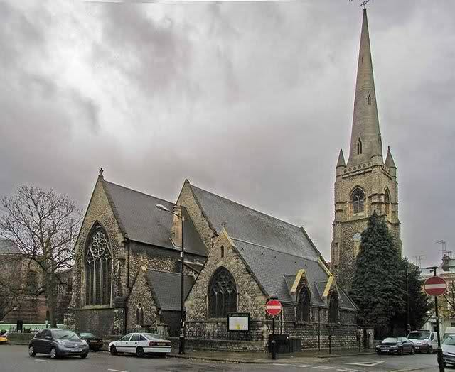 St. Gabriel's Church, Pimlico