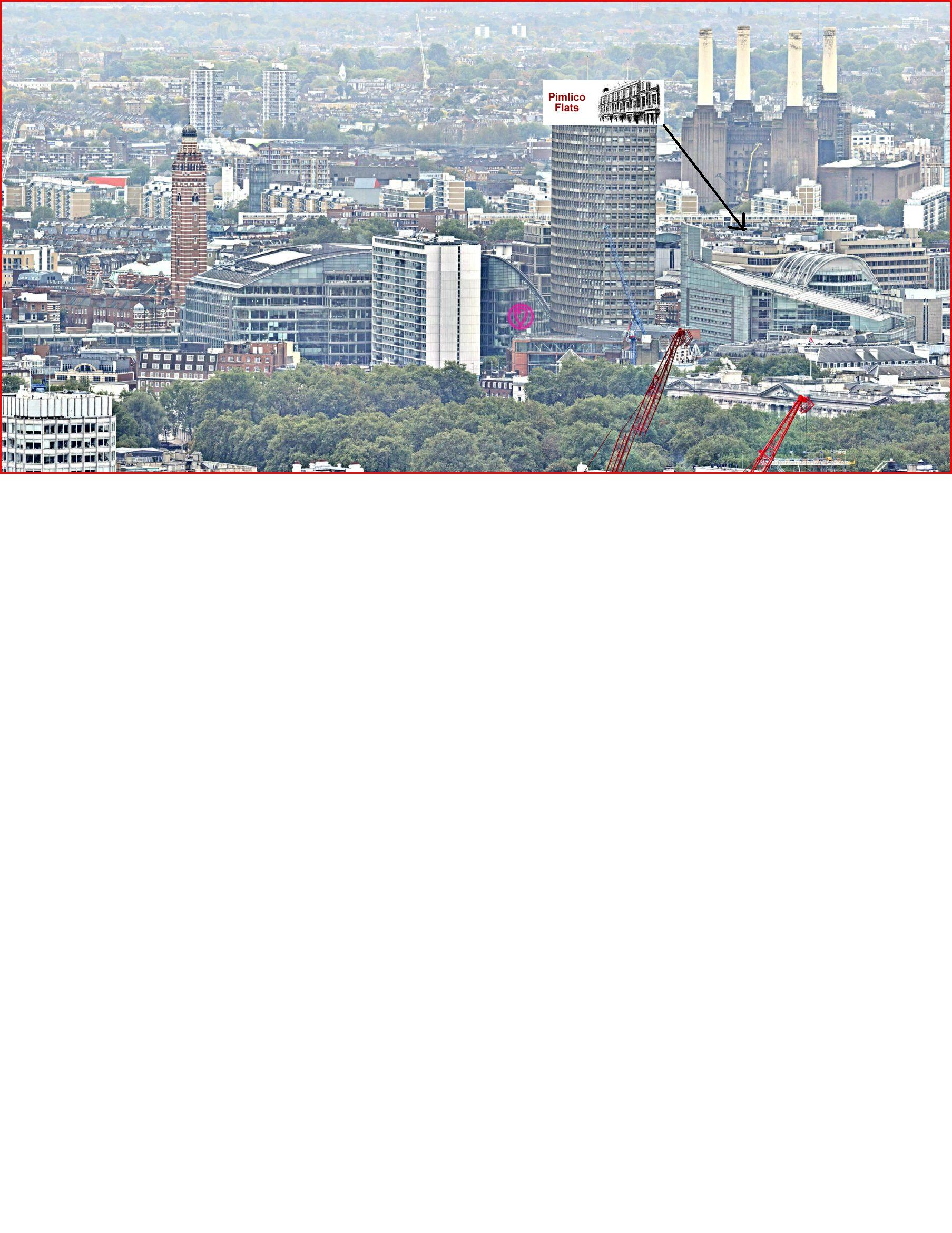 BT Tower Panorama