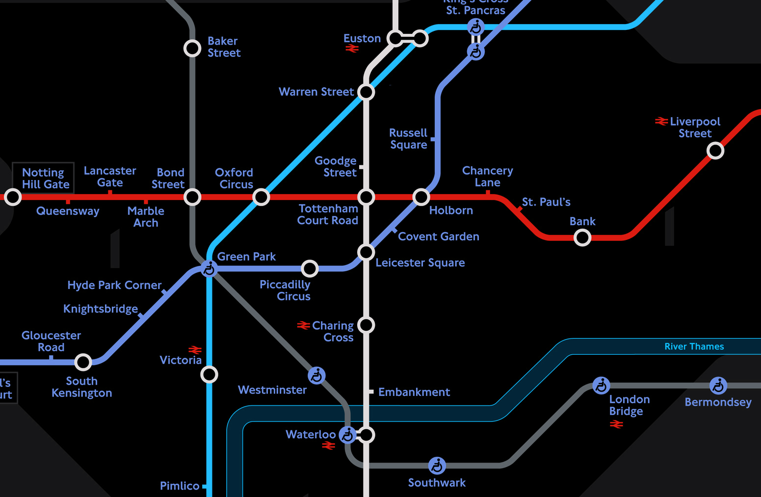 Central Night Tube